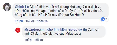 ý kiến khách hàng sửa laptop